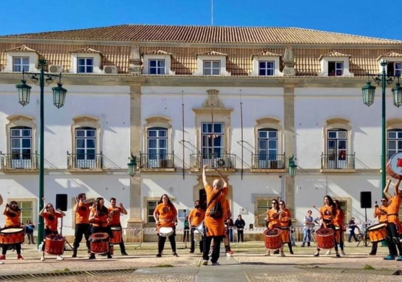De 25 a 27 de junho, Portimão será a capital da percussão
